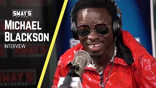 Sway's Universe - Michael Blackson on Master P Giving Him His First Big Check + Rumors of Dating Ashanti
