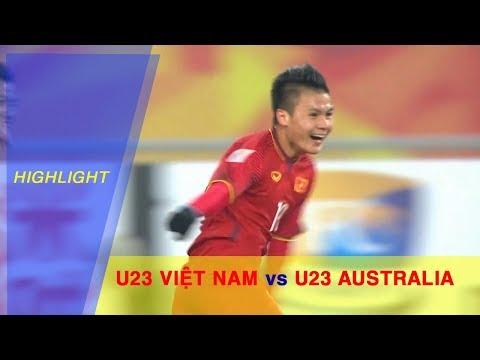 Cơn địa chấn tại VCK U23 Châu Á | U23 Việt Nam 1-0 U23 Australia