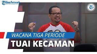 Usulan Jokowi 3 Periode Tuai Polemik, Tagar 'Tangkap Qodari' Jadi Trending Topic Twitter