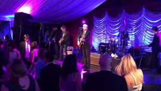 Steven Page and The Odds performing Brian Wilson at Face The World Gala 2016