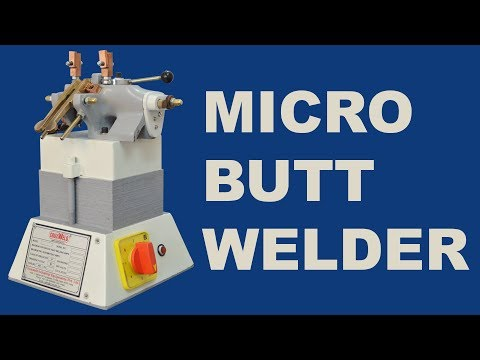 Micro Wire Butt Welder