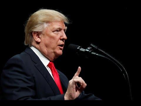 WATCH: President Trump speaks at FBI Academy graduation ceremony