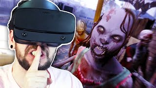 Be QUIET or you DIE | The Walking Dead Saints and Sinners VR #2