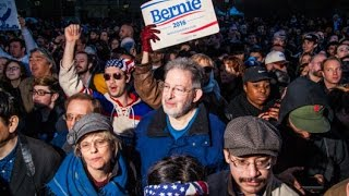 Caller: Not All Bernie Sanders Supporters are Young Kids