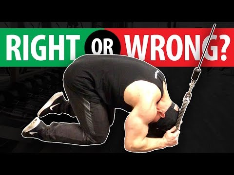 THE CABLE CRUNCH - Right Or Wrong?