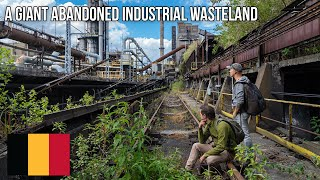 URBEX | A giant abandoned industrial wasteland | Cokes factory
