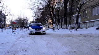 Белый Ягуар на заказ в Челябинске (www.auto454.ru)