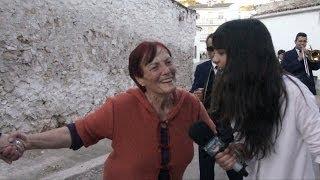 preview picture of video 'Entrevistas Galopeo Torrejoncillo del Rey Cuenca 2014'