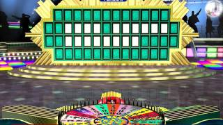 Wheel Of Fortune: 2nd Edition (Artech Digital Entertainment) (Windows) [2000] [PC Longplay]