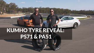 Kumho Tyre Reveal: Kumho PS71 vs Kumho PA51 presented by Tyre Review