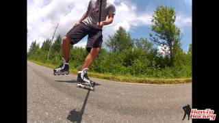 3 Summer Skating Drills for Hockey Players - Rollerblading Drills