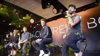 breathe backstreet boys fan event London july 2013
