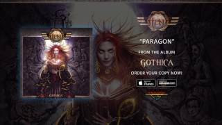 """PARAGON"", THE FIRST AUDIO TRACK FROM ""GOTHICA"" GETS RELEASED TODAY!"