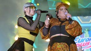 Netta & Maruv   Siren Banana (Europa Plus LIVE 2019), 27.07.2019