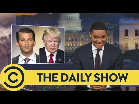 Trump Jr. Is A High-Quality Person - The Daily Show | Comedy Central