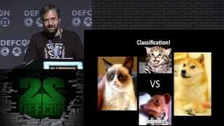 DEFCON 22: Secure Because Math: A Deep-Dive on ML-Based Monitoring (#SecureBecauseMath)