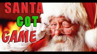 Santa Got Game