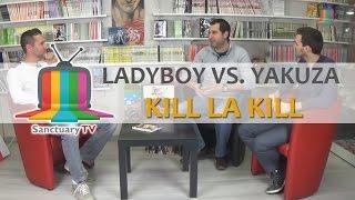 Manga Sanctuary - L'émission S01E01 - Ladyboy vs. Yakuza et Kill la Kill