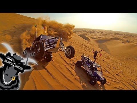hqdefault - Con buggies de 800 caballos por las dunas de Dubai