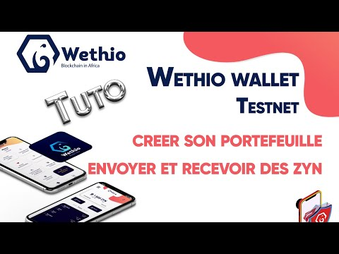About Wethio Wallet
