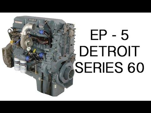 Detroit series 60 - Como revisar los injectores electronicos