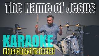 The Name Of Jesus Karaoke (by Sinach)