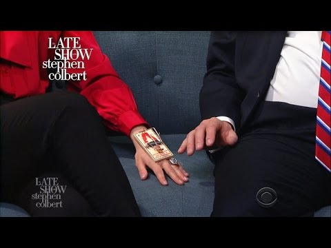 The Best Of Melania's Presidential Hand Swats