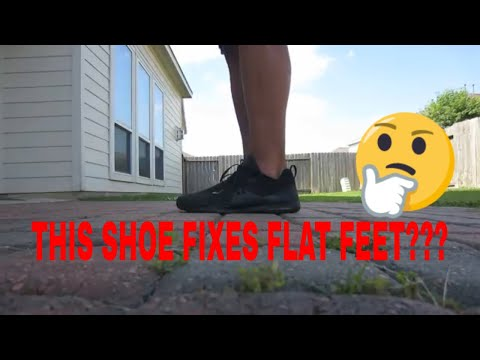 IS THIS THE BEST CROSS TRAINING SHOE FOR FLAT FEET? | NIKE AIR ZOOM COMMAND PERFORMANCE REVIEW