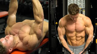 The BEST Workout Split To BUILD MUSCLE | Heavy Chest Workout