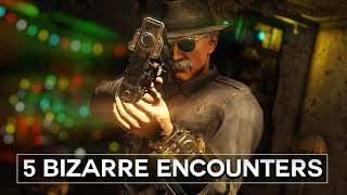 Fallout 76 - 5 Bizarre Encounters