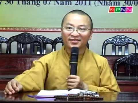 Mông Sơn Thí Thực: Ý nghĩa cúng cô hồn và cầu siêu (07/08/2011)