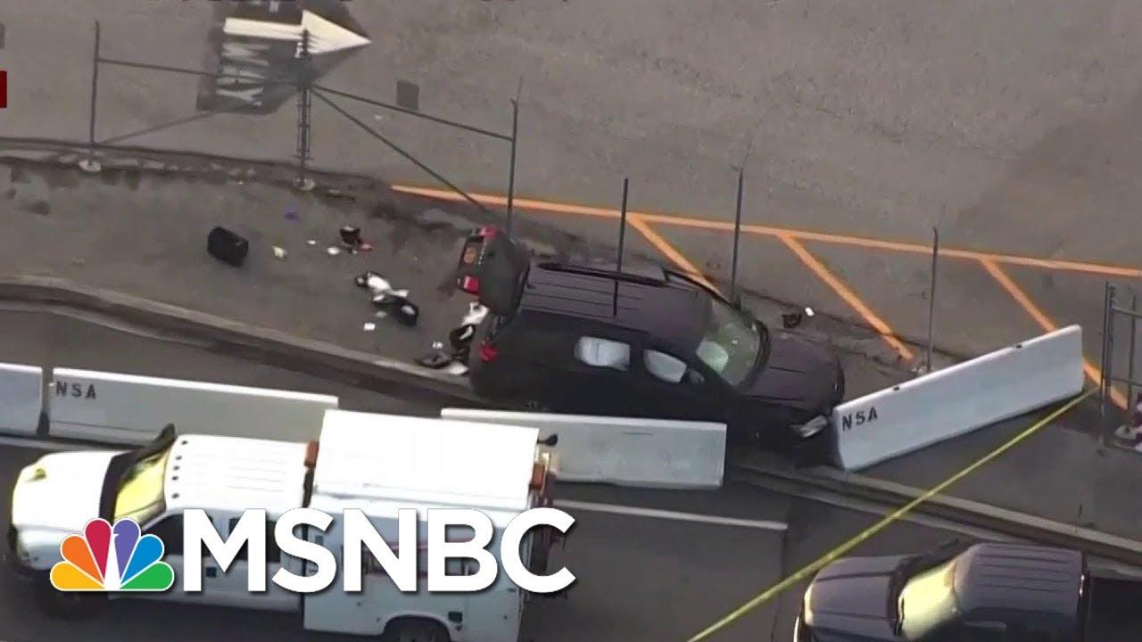 Shooting Occurs Outside NSA Headquarters | Morning Joe | MSNBC thumbnail