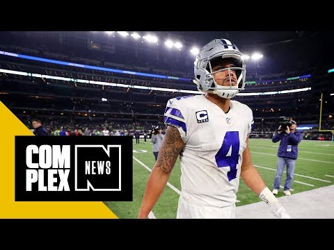 Dak Prescott Stands by Controversial National Anthem Comments