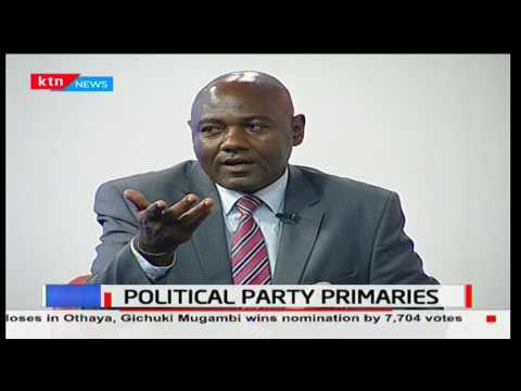 News Center: Analysing the party primaries in the country