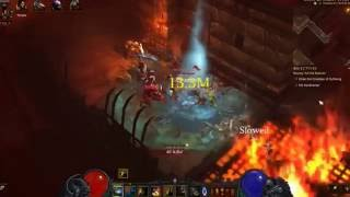 Diablo 3 Bounties + The Witching Hour belt from Kadala