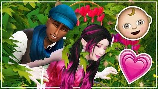 WOOHOO IN BUSH // The Sims 4: Monster High (Part 13)