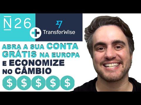 , title : 'N26 + TRANSFERWISE - A SOLUÇÃO PERFEITA (TUTORIAL PASSO A PASSO COMO ABRIR UMA CONTA NO BANCO N26)'