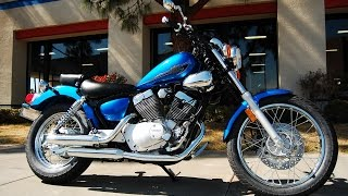 2015 Yamaha V Star 250 Motorcycle Specs, Reviews, Prices