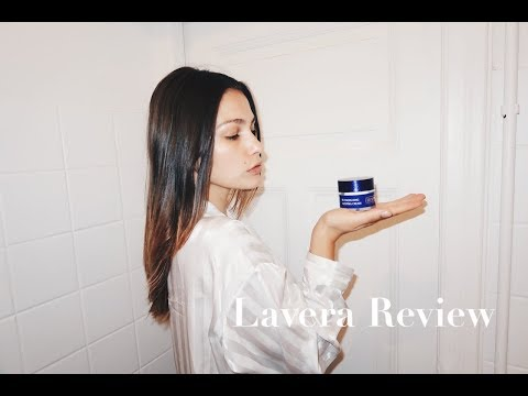 REVIEW 🌙 Lavera Re-Energizing Nachtcreme | Paulina Stepowska