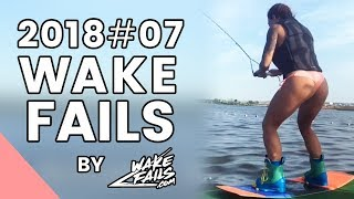 Best Wakeboard Fails Of July 2018 By Wakefails.com