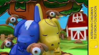 Balloon Barnyard - Series 1 Trailer