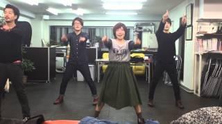 ARASHI guts練習中 嵐 ダンス