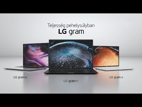 LG gram 16Z90P-G.AA75H notebook, fekete + Win 10 Home Plus