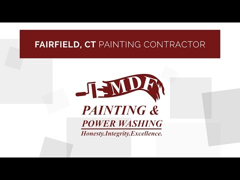 Painter contractor in Fairfield, CT