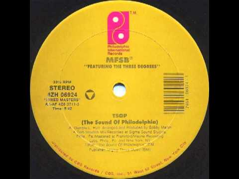 """TSOP (The Sound of Philadelphia) [12"""" version] - MFSB"""