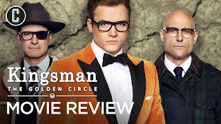 """Kingsman 2 Review: Does """"The Golden Circle"""" Live Up to the Original? (No Spoilers)"""