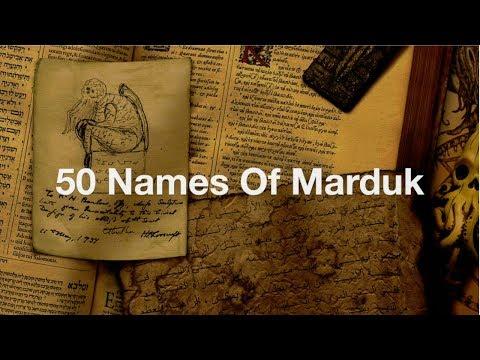 Satania · The Necronomicon´s Chants: 50 Names of Marduk [Opening]