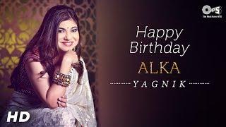 Alka Yagnik Birthday Special Interview | Best Of Alka Yagnik | Ghulam | Kismat Konnection | Taal
