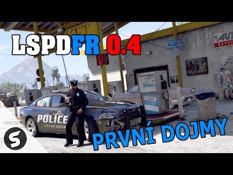 GTA V : LSPDFR 0.4 - #18 První dojmy z nové verze