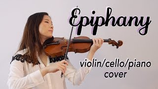 《EPIPHANY》- BTS (방탄소년단) Violin/Cello/Piano Trio (w/Sheet Music)